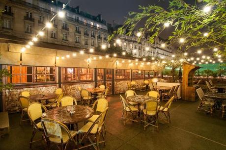 Terrasses couvertes et chauffées à Paris – Il Cottage