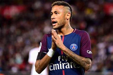 Ce nouveau joueur du Real Madrid drague ouvertement Neymar !