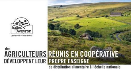 Des paysans coopérateurs du Massif central développent leur propre enseigne de distribution alimentaire en Île de France