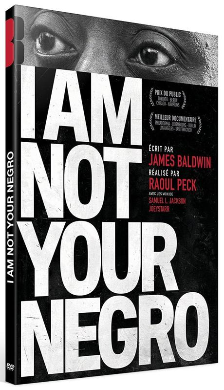 Critique Dvd: I Am Not Your Negro