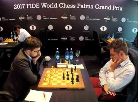 La retransmission en direct du Grand Prix de Palma sur Facebook commentée par le GMI Evgeny Miroshnichenko - Photo © site officiel