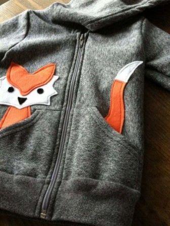 Des idées créatives pour orner les vêtements de bébé