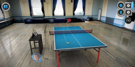 Table Tennis Touch sur iPhone (-66%)