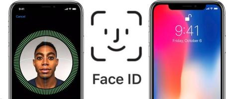 Face ID (iPhone X) vs Touch ID : quelle est la technologie la plus rapide ?