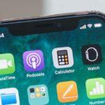 iphone x ecouteur 150x150 - iPhone X : des grésillements au niveau du haut-parleur supérieur