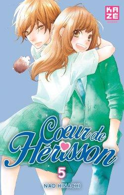 Cœur de Hérisson T. 3, 4 & 5 de Nao Hinachi