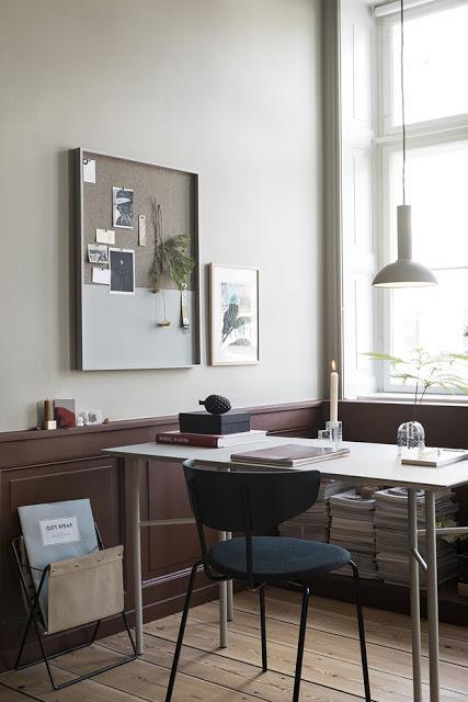Ferm Living : un showroom comme une maison