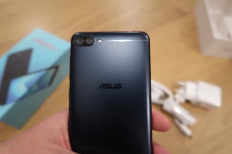 Test du smartphone Asus Zenfone 4 Max ZC520KL