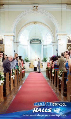 Les plus belles publicités sur le Mariage… pour les fans de Mariés au Premier Regard