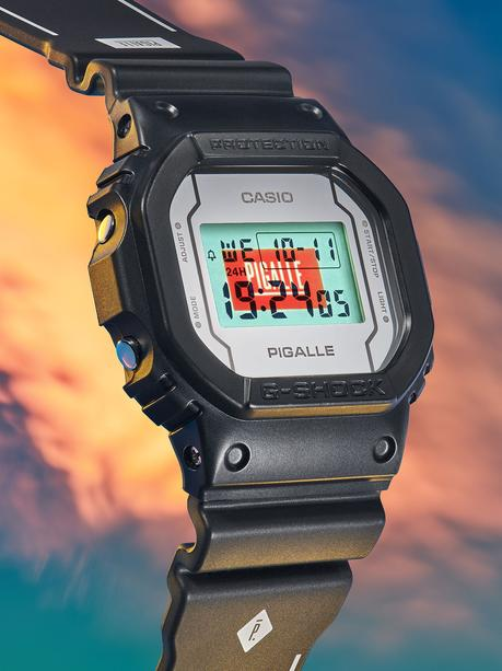 G-Shock x Pigalle : la collaboration surprenante de cette fin d'année