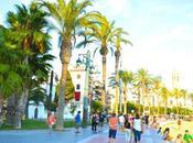 jours ensoleillé Barcelone