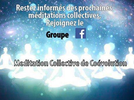 Méditation Collective – «La Liberté» – Jeudi 23 Nov