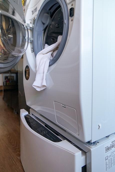 LG TWINWash, le nouveau lave-linge connecté !