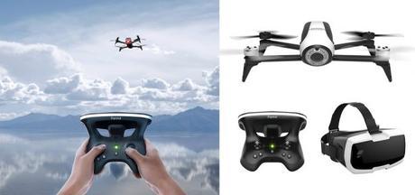 Drone Parrot idees cadeaux high tech