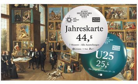 vienne vienna kunsthistorisches museum khm jahreskarte abonnement annuel comparatif