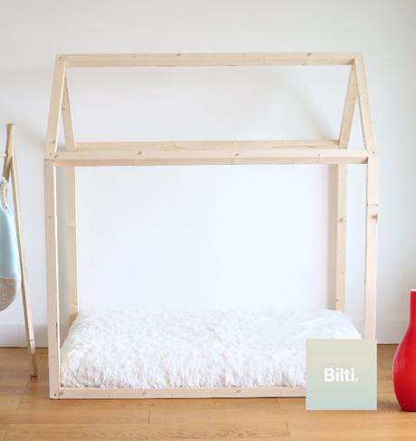 Lit cabane Bilti made in France [Découverte+concours]