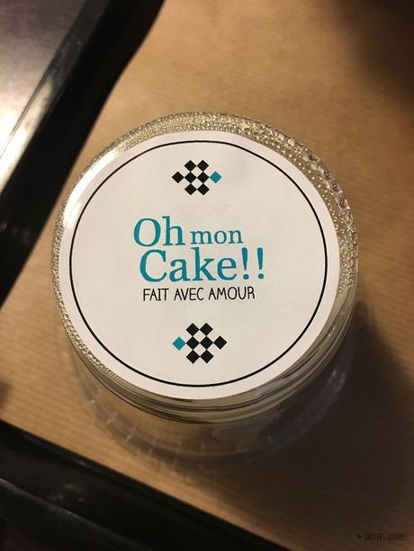 Oh mon cake