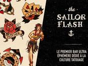 Paris Soirée inédite éphémère tatouages Sailor Flash