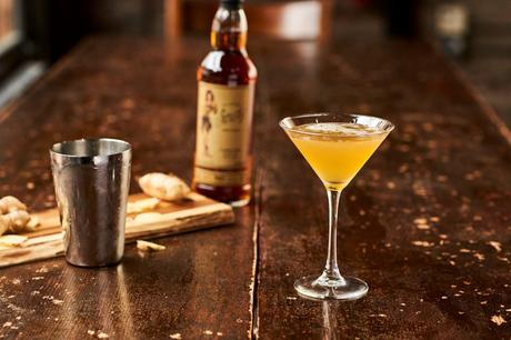 Cocktail - Sailor Jerry - Daiquiri