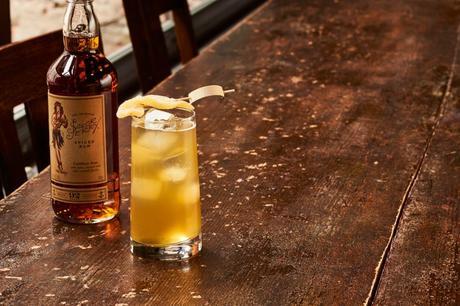 Cocktail rhum Sailor Jerry