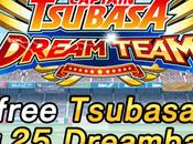 Captain Tsubasa: Dream Team donne coup d'envoi pré-inscriptions aujourd'hui