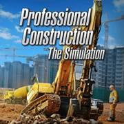 Mise à jour du PlayStation Store du 20 novembre 2017 Professional Construction – The Simulation