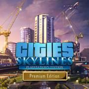 Mise à jour du PlayStation Store du 20 novembre 2017 Cities Skylines – Premium Edition