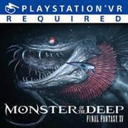 Mise à jour du PlayStation Store du 20 novembre 2017 MONSTER OF THE DEEP FINAL FANTASY XV
