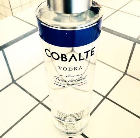 Vodka Cobalte, la seule vodka à l'accent français