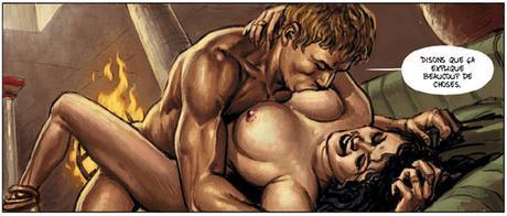 Inguinis - orgies et sexe ne sont pas tabous à l'époque romaine