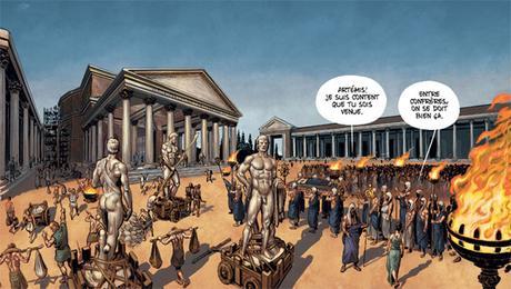 Inguinis ce sont aussi quelques décors romains travaillés