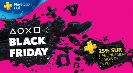 Bon Plan sur Le Psn pour le Black Friday