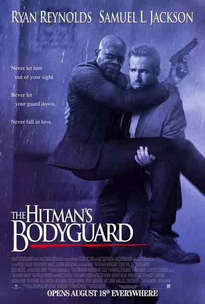 HITMAN & BODYGUARD (2017) ★★★★★