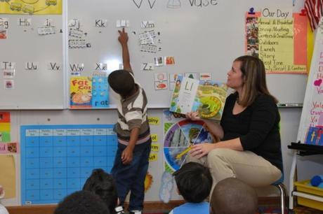DÉVELOPPEMENT : La sensibilité et la chaleur des enseignants fait la force de l'apprentissage