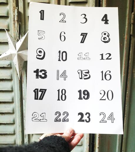 5 idées de calendrier de l'avent DIY express