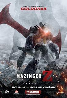 Cinéma: Mazinger Infinity