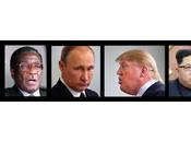 Mugabe, ensuite Poutine, Trump
