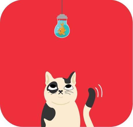 Adorable : ces créatifs rendent hommage à leur chat