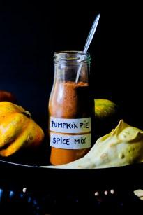 How to make your own Pumpkin Pie Spice Mix !