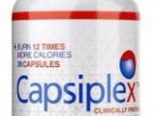 Brûleur graisse cher: Capsiplex!