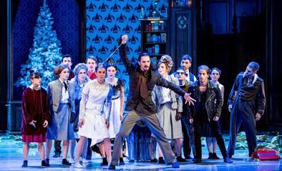 Karl Alfred Schreiner revisite le Casse-noisette de Tchaikovsky au Theater-am-Gärtnerplatz
