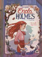 Les enquêtes d'Enola Holmes, la BD, Tome 4