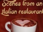 Scenes from Italian restaurant Lucie Renard