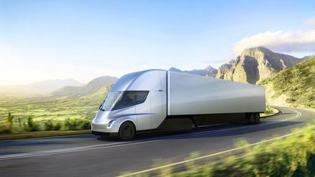 Semi de Tesla, le camion électrique à 200.000 dollars