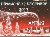 Marché Noël Ampus