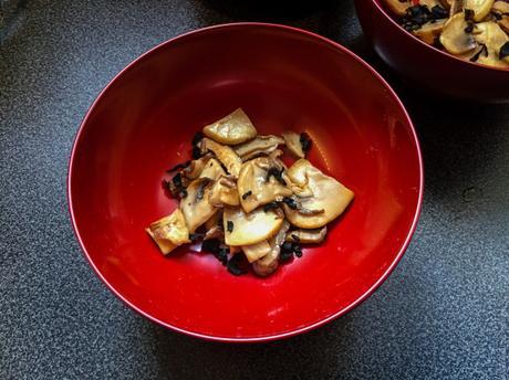 Zen – Soupe miso aux champignons