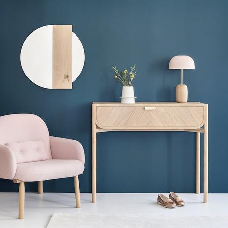 guillaume delvigne nouveautés hartô fauteuil rose pastel