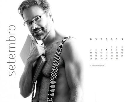 10 Funny/Sexy Profession Calendars