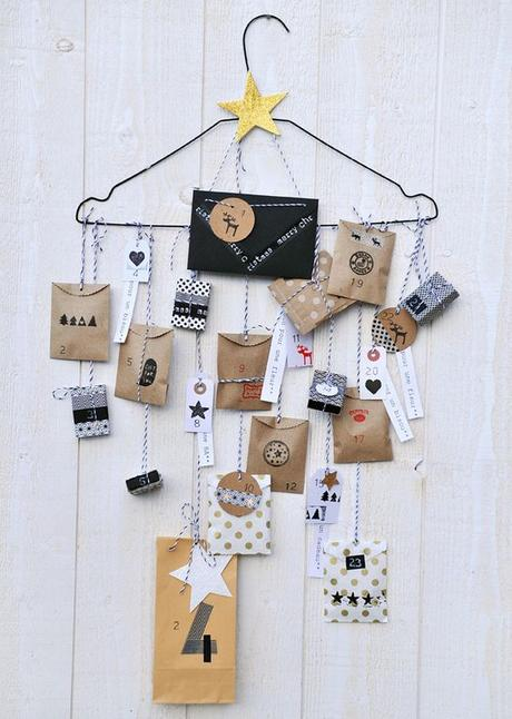 {Noël} Top 5 idées déco de Noël DIY