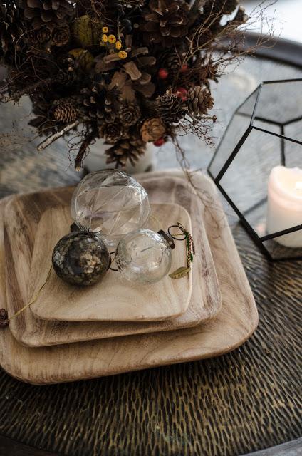Noël 2017 / Etoiles et simplicité chez la blogueuse Agnetha /